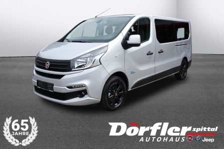 Fiat Talento L2H1 Panorama 2,0 EcoJet 145 Executive bei Autohaus Dörfler in