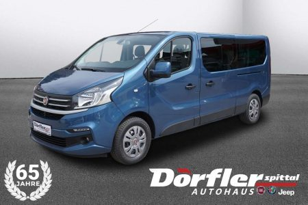 Fiat Talento Panorama 3,0t 1,6 EcoJet 120 L2H1 Family bei Autohaus Dörfler in