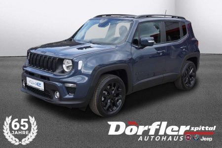 Jeep Renegade PHEV MY21 1,3 190PS AT 4XE Night Eagle bei Autohaus Dörfler in