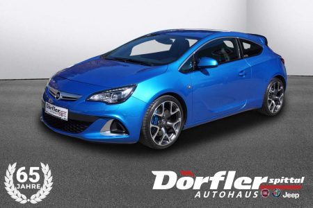 Opel Astra OPC 2,0 Turbo Ecotec Start/Stop System OPC bei Autohaus Dörfler in