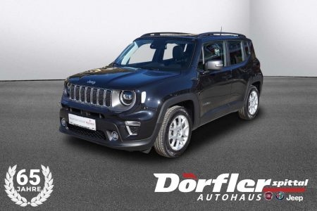 Jeep Renegade 1,0 MultiAir T3 FWD 6MT 120 Limited bei Autohaus Dörfler in