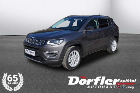 Jeep Compass 1,3 Multiair T4 FWD 6DDCT Limited bei Autohaus Dörfler in