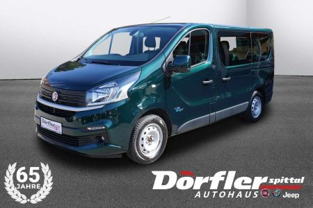 Fiat Talento Panorama 3,0t 2,0 EcoJet 145 L1H1 Executive bei Autohaus Dörfler in