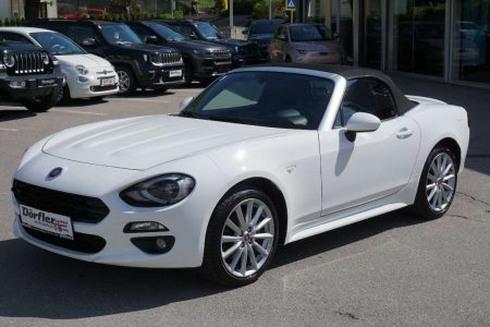 Fiat 124 Spider Lusso 1,4 Turbo Multi Air bei Autohaus Dörfler in