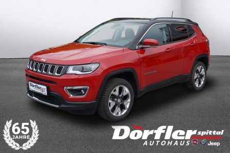 Jeep Compass 1,4 MultiAir AWD Limited 9AT 170 Aut. bei Autohaus Dörfler in